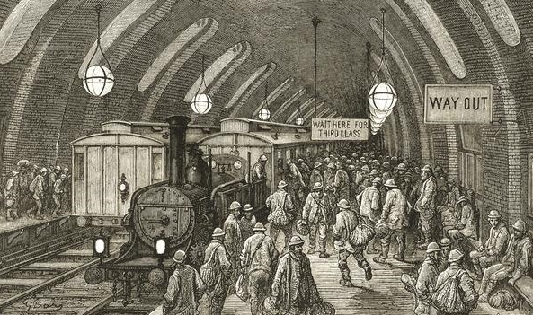 A Time Traveller's Guide To London Transport