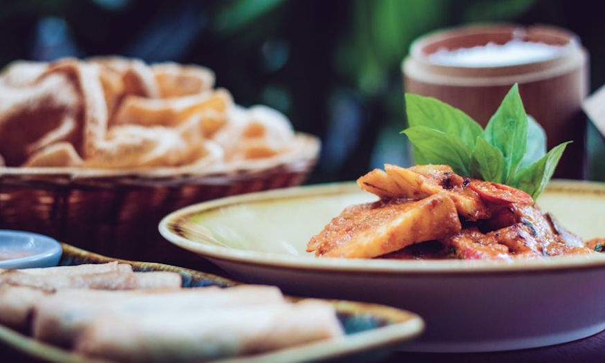 Deal Of The Day: 3 Plates Of Thai Food + Drink At Busaba Eathai