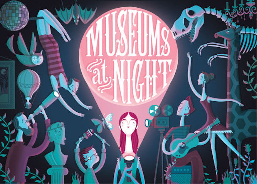 The Best Museum Lates Outside Zone 1