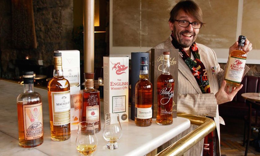 Get 50% Off A Scottish Spirits Tasting Tour
