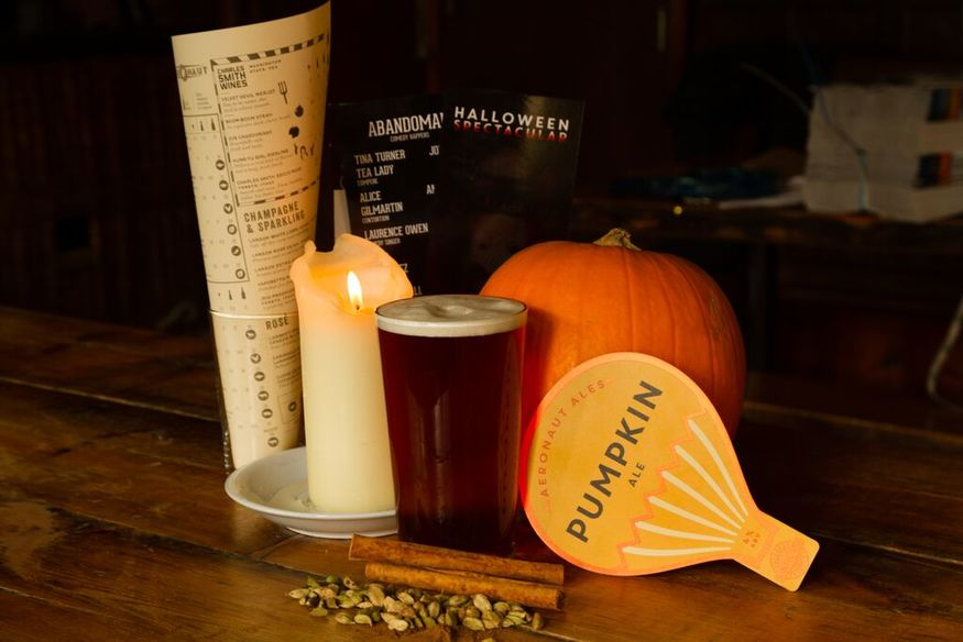 London's Pumpkin Beers For 2015