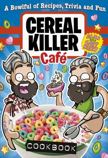 A Frosties Reception For The Cereal Killer Cafe Cookbook