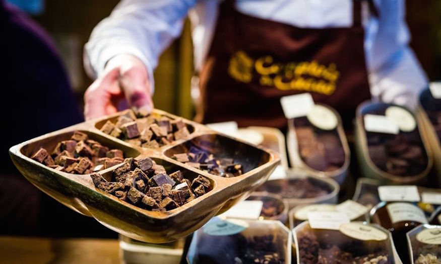 Ticket Offer: Chocolate Week Gets A Grand Finale