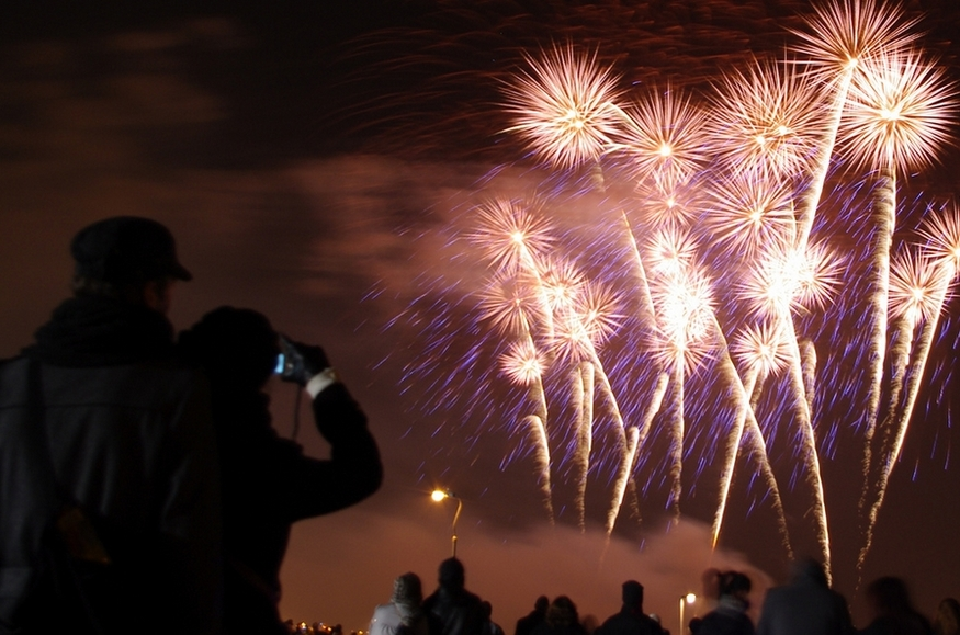 Where To Watch Fireworks In London On Bonfire Night 2015
