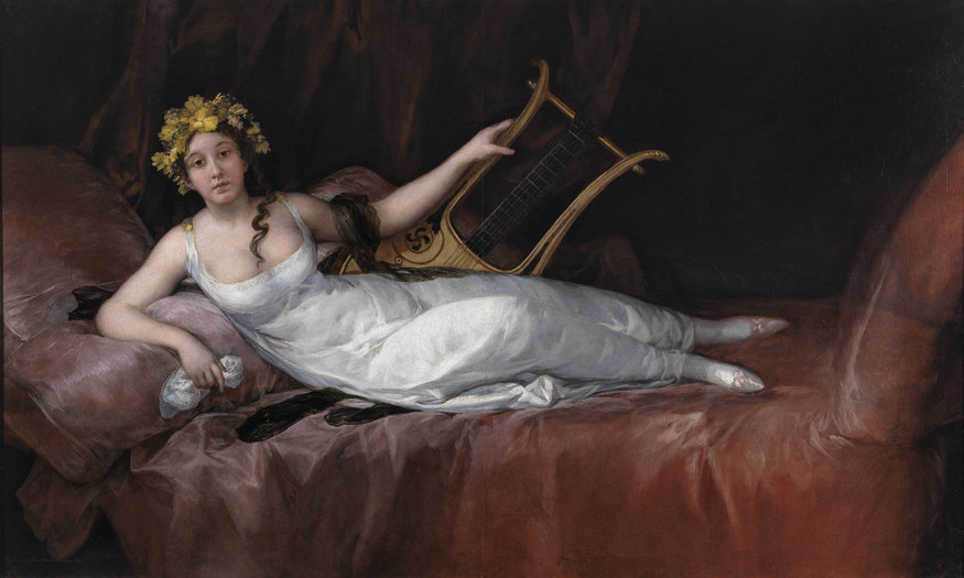 Goya's Portraits Show The Downside Of Getting Paid