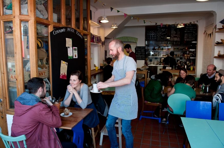 Coffee With A Conscience: The Cafes Changing London For The Better