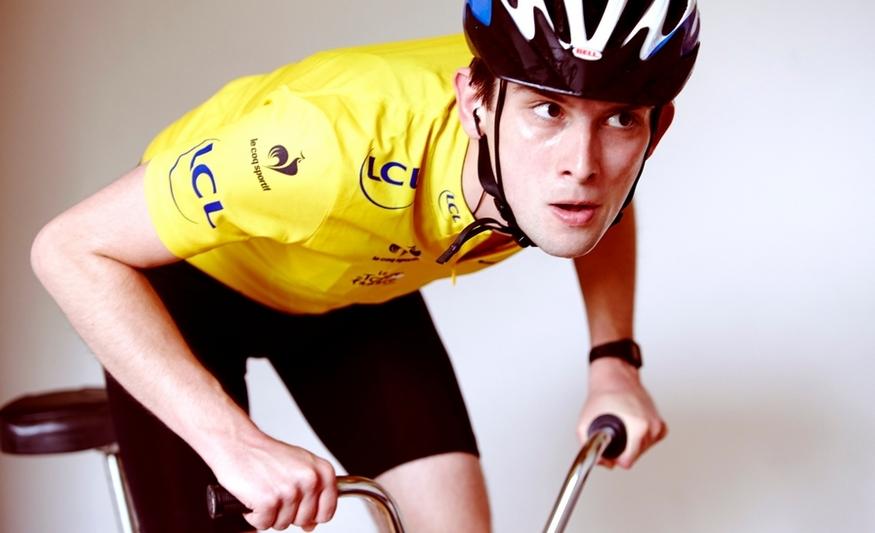 Kieran Hodgson's Tour De France Tour De Force