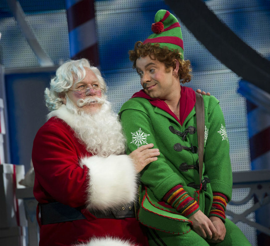 Review: Is Elf The Musical Worth The High Price Tag?