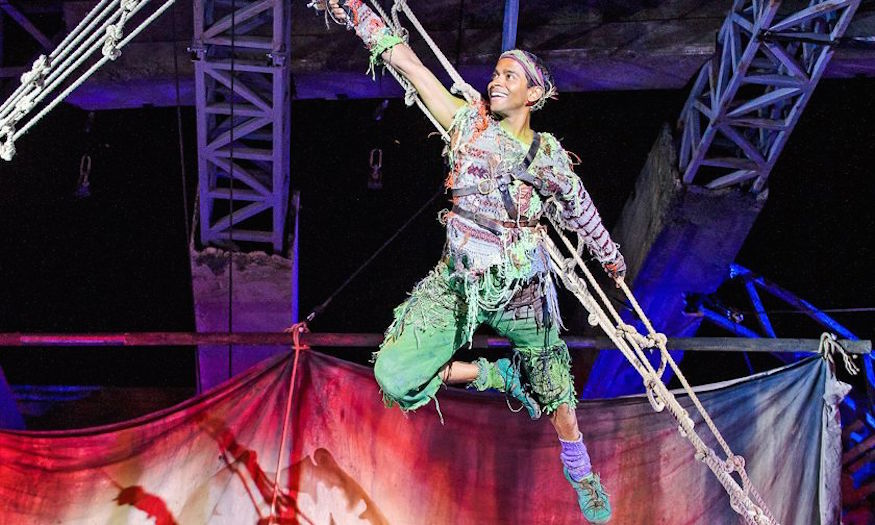 Deal Of The Day: 50% Off Peter Pan Musical Spectacular