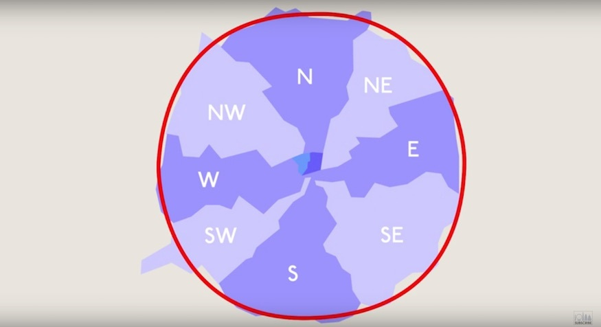 How The Postcode Was Invented In London