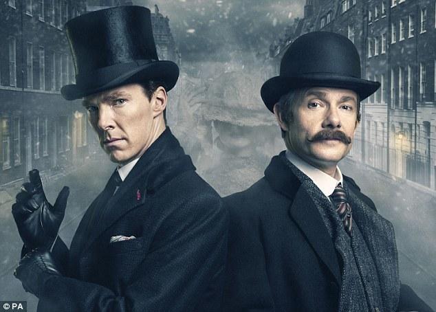 Snowy Victorian London Stars In New Sherlock Trailer