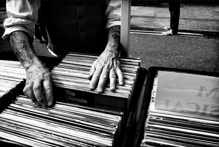 Vinyl Frontier: New Events Bring Out London's Cultural Influencers