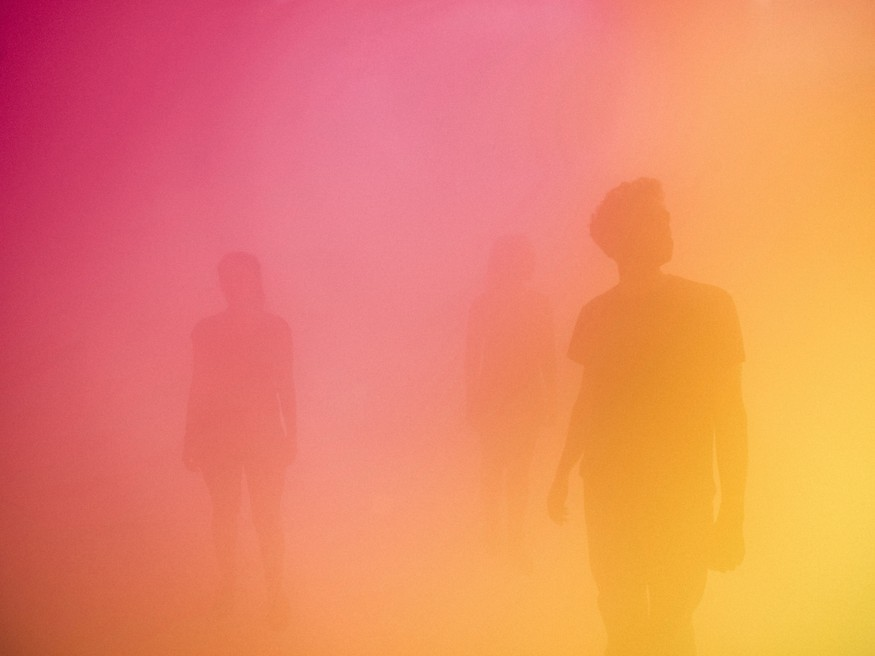 Get Lost In A Multicoloured Mist At Wellcome Collection