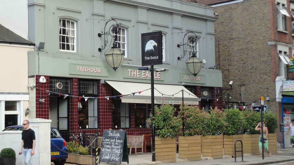 Family-Friendly Pubs In London