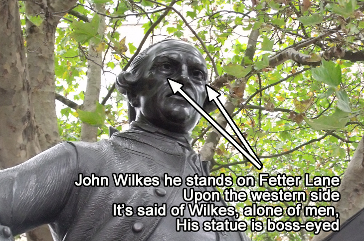 Secrets Of London's Statues