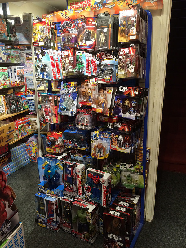 The Best Toyshops In London