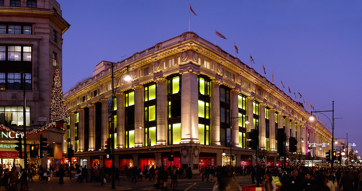 London's department stores, ranked.