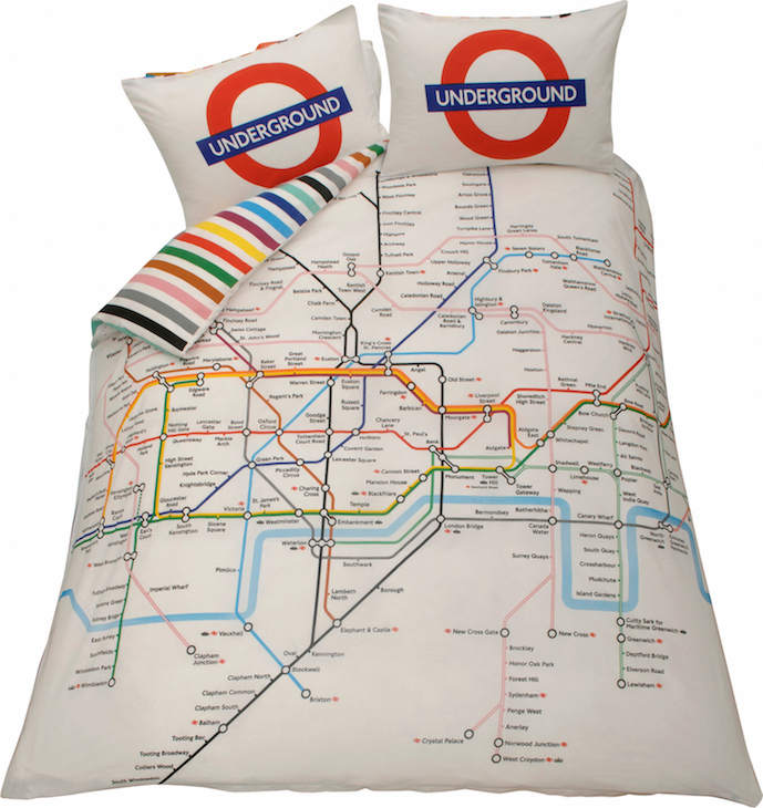 London Christmas Gift Guide Bringing London Home Edition
