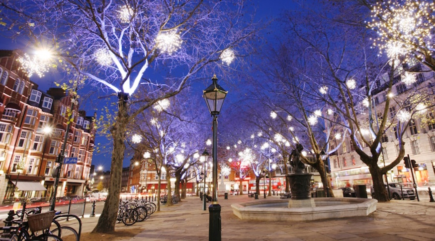 10 original things to do with your mates this christmas - London At Christmas