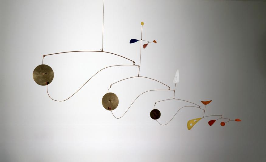More Than Mobiles Alexander Calder At Tate Modern