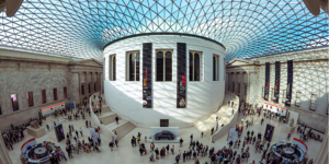 Top Cultural Attractions Fail To Make Impact In London Awards