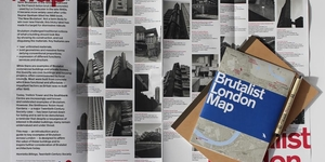 A Brutally Honest Review Of Brutalist London Map