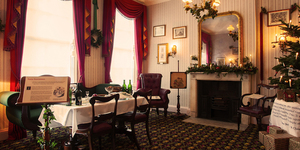 Step Into A Dickensian Christmas At The Charles Dickens Museum