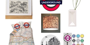 London Christmas Gift Guide: Bringing London Home Edition