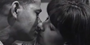 World's First Interracial TV Kiss Was In Brixton