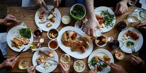Where To Eat Thanksgiving Dinner In London 2015