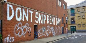 London's Rising Rents In Charts