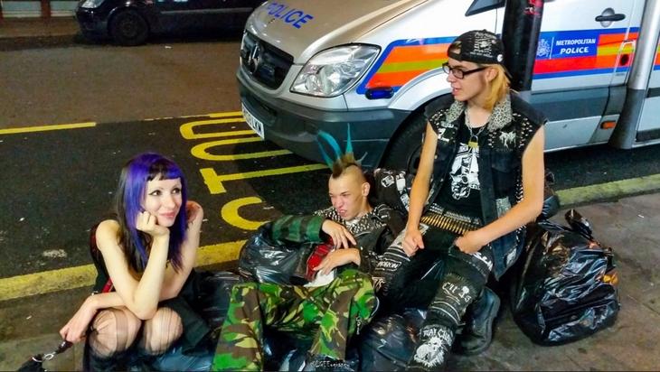 Friday Photos: Punks Of London