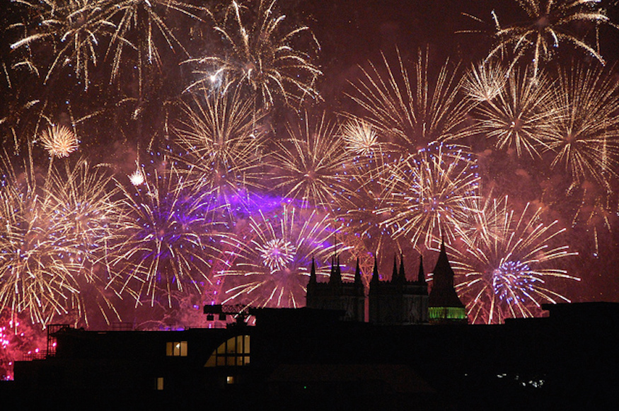 Things To Do In London On New Year's Eve 2015: Parties And Clubbing