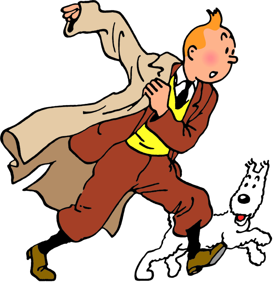 Review: The Adventures Of Tintin In London