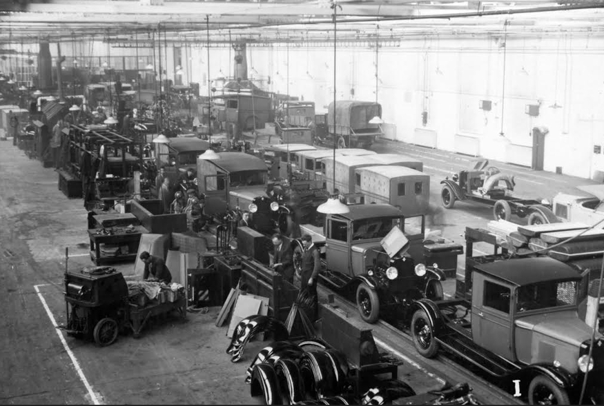 London's Lost Manufacturing: We Were Once The British ...
