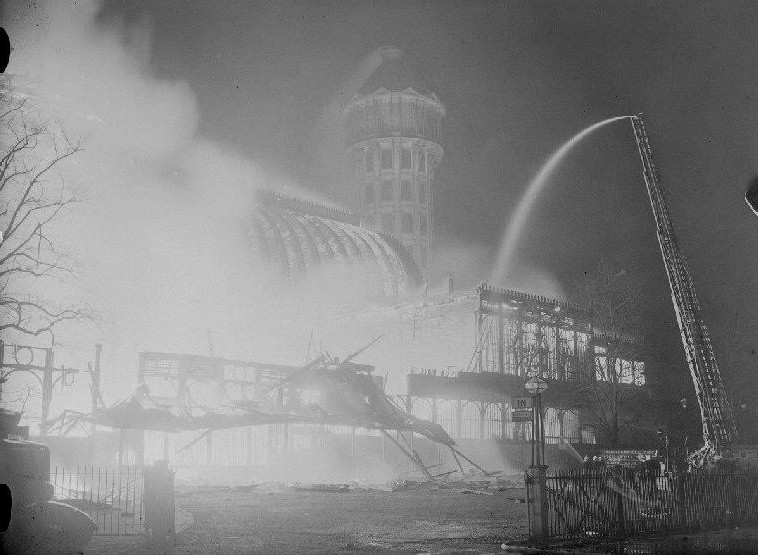 Mark The Anniversary Of The Tragic Crystal Palace Fire