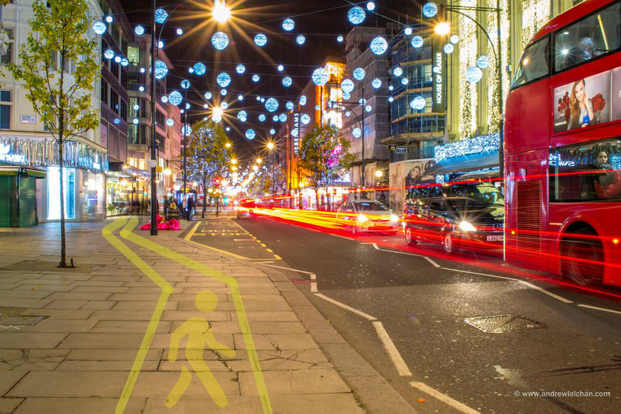 Could London Finally Get Fast Walking Lanes?