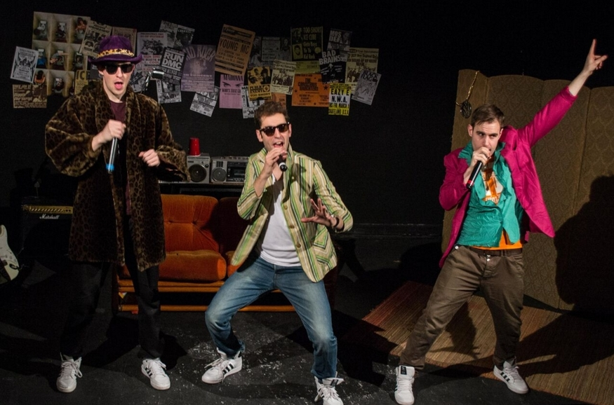 Beastie Boys Musical Is A Great Excuse To Paaaarrrrtaay