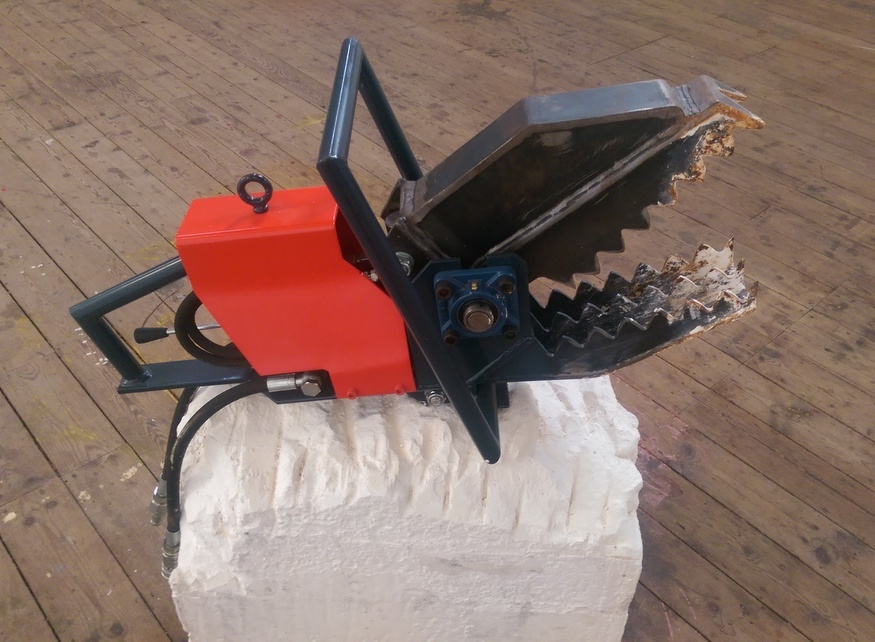 Metal Jaws And Hydraulic Machines: James Capper, Prototype Reviewed