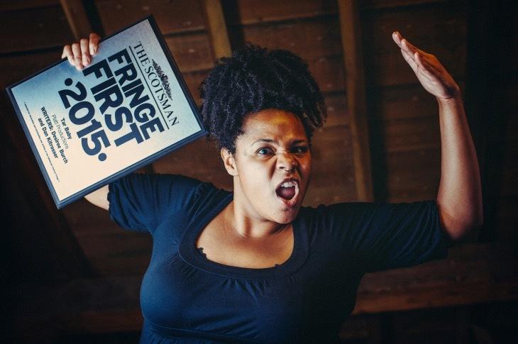 Race, Politics And Drinking: Meet Desiree Burch