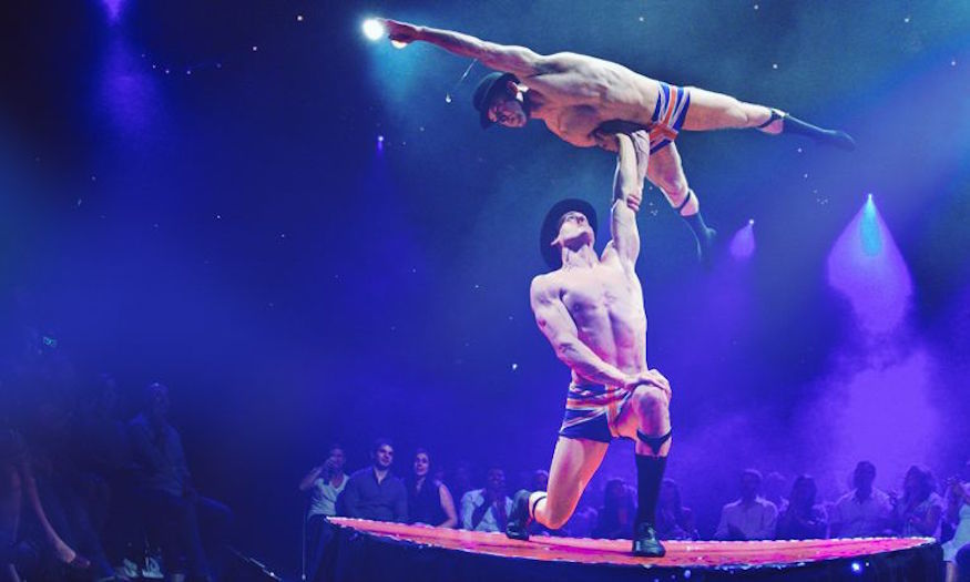 Deal Of The Day: La Soirée's Spiegeltent At The South Bank