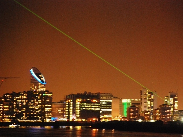 Mapped: A History Of London Lights, From Candles To Lasers
