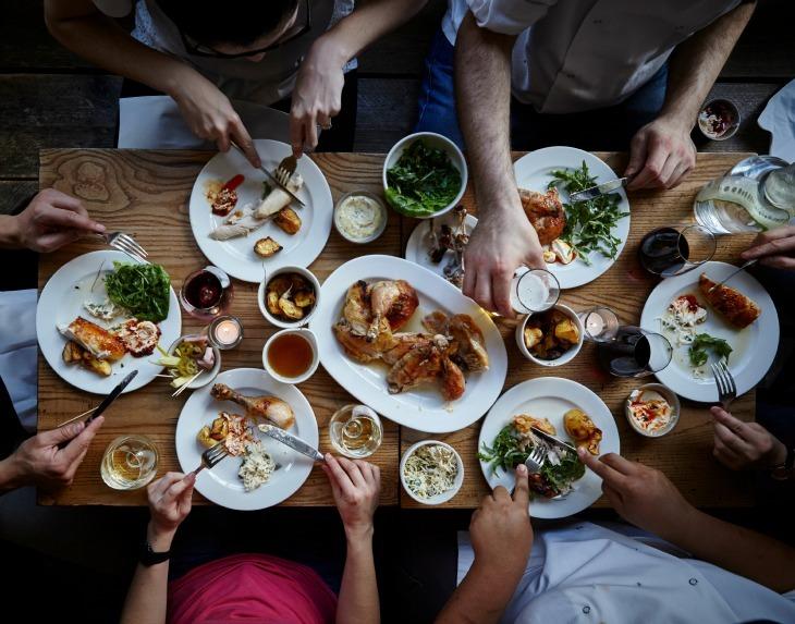 Where To Eat Thanksgiving Dinner In London 2015