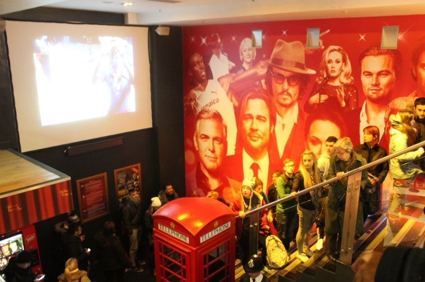 The Parralel Universe Of Madame Tussauds