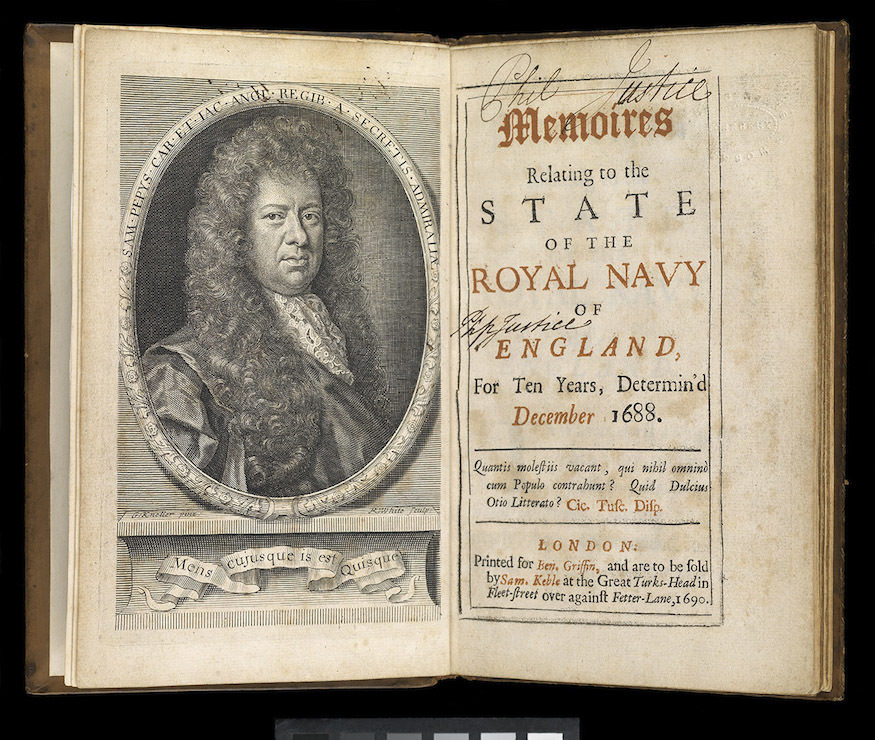 Largest Ever Pepys Exhibition Comes To Greenwich