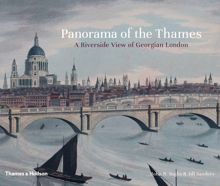 Georgian River Scenes From Twickenham To Southwark: Book Review