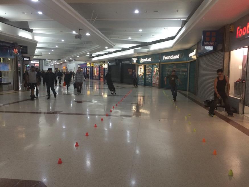 Talking To Stratford's DIY Shopping Mall Skaters