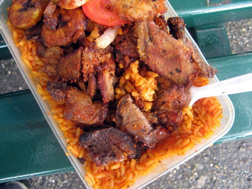 London's Best Nigerian Food