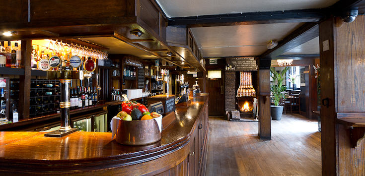 10 Cosy Pubs With An Open Fireplace In London