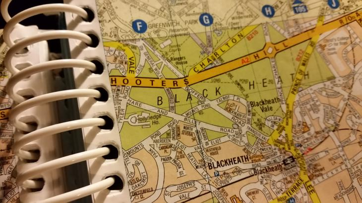Az London Street Map.Trap Streets Are Real And Here Are Some Of London S Londonist